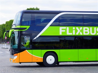 An expansion into the U.S. would be the first time FlixBus has moved outside of the European market. Photo: FlixBus