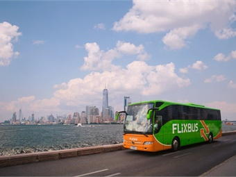 To introduce the East Coast into the FlixBus network, all tickets will be priced at $4.99.Flixbus