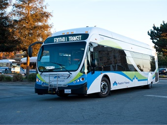 Transdev has also operated bus services from Foothill Transit's operations and maintenance facility in Arcadia since October 2014. Foothill Transit