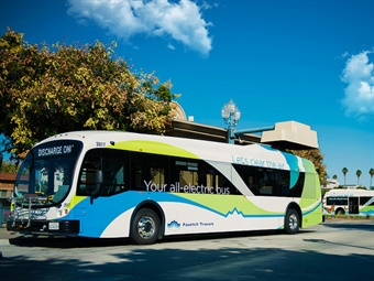 As cities and agencies prepare for electric buses, the result will be a significant change in how they operate. Foothill Transit