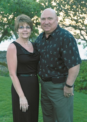 Tom Formanek and his wife, Brenda, have three children and live in Garner, Iowa.