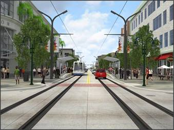 Rendering courtesy of the Downtown Development Authority of Fort Lauderdale.
