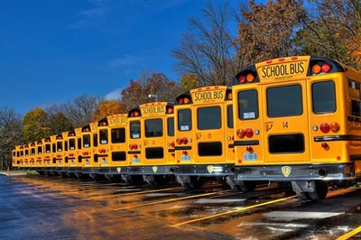 Recent IRS draft guidance that may change how employee hours are calculated in regard to the Affordable Care Act could have a significant effect on school bus contractors. Stock photo from Fullington Buses