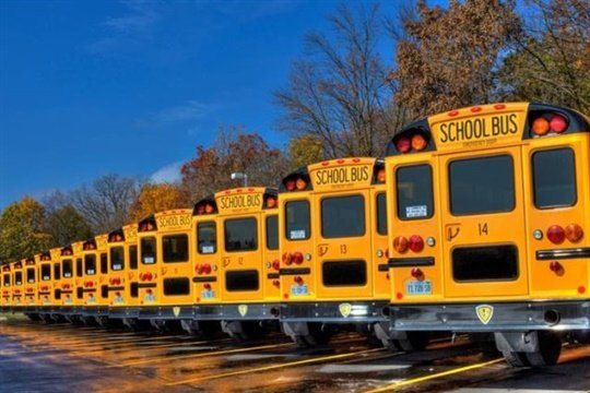 NSTA says that an expansion of contracting in South Carolina could provide an immediate influx of new school buses while saving money. Stock photo courtesy Fullington