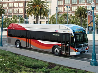 Cummins currently powers the GILLIG series of Low Floor, BRT, BRTPlus, Commuter, and Trolley buses with a broad portfolio of clean-diesel, near-zero natural gas, and diesel-hybrid power.