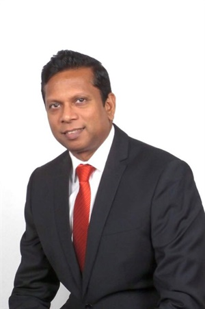 "GRI Chairman Harris Premaratne says the appointment of Ranasoma will help the company ""strive to new heights."""