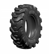 GripEx construction tires provide machine stability in demanding operations.