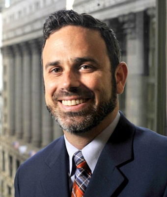Gabe Klein launched two of the first and largest bikeshare systems in the U.S., built protected bike lanes and better pedestrian infrastructure, and facilitated carshare and rideshare services to help achieve mobility goals. Photo: TransLoc