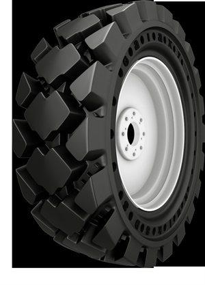 The new Galaxy Hulk Deep-Tread SDS skid steer tire from Alliance is available in sizes 30x10-16 and 33x12-16.