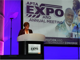 FTA Deputy Administrator Jane Williams