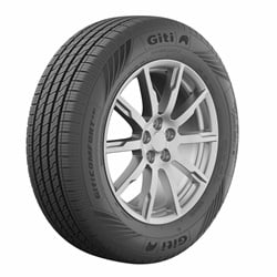 The GitiComfort XA1 tire earned an original equipment fitment on the 2018 Volkswagen Tiguan SUV.