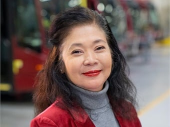 The San Joaquin Regional Transit District Board of Directors unanimously appointed Gloria G. Salazar as CEO after the retirement of long-standing CEO Donna DeMartino. San Joaquin RTD