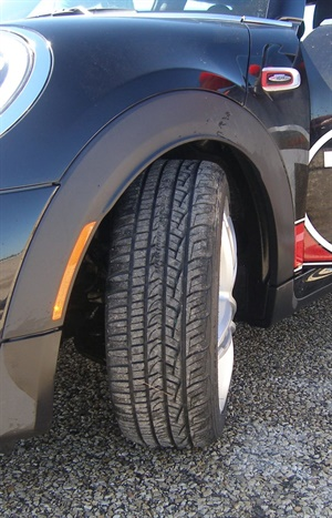 The new G-Max AS-05 all-season UHP tire will be available in 54 sizes.