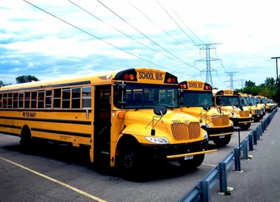 GO Riteway Transportation Group has acquired Wisconsin school bus and motorcoach company Lazers Bus Service. Photo courtesy GO Riteway