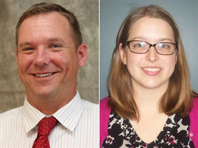Jason Ebert was promoted to VP of fleet and facilities for Go Riteway. Jenny Stanley was named corporate controller.