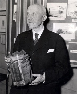 Godfrey Cabot's company remains a leading supplier of carbon black.