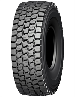 The 20.5R25 has a 40/32-inch tread depth (G3/L3) for enhanced traction.