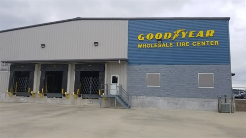 Goodyear will combine its 45 company-owned wholesale distribtion centers with Bridgestone's 38 to form TireHub.