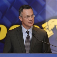 """Global demand for high-value-added, large rim-diameter tires is increasing,"" says Goodyear's Rich Kramer."
