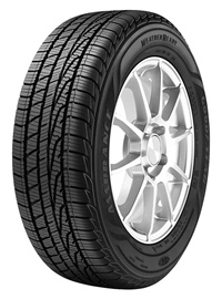 Goodyear's Assurance WeatherReady combines a smooth ride with traction for all weather conditions.