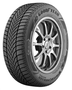 Goodyear's WinterCommand Ultra for sedans and CUVs will be available to consumers in the third quarter of 2020.