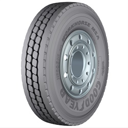 The Goodyear Workhorse MSA is available in three sizes, for up to a 10,000-pound capacity.