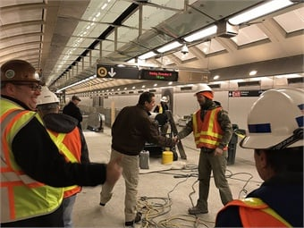 Governor Cuomo Visits Second Avenue Subway 86th Street Station on December 11, 2016. Photo: Governor Andrew Cuomo Flickr