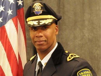 MBTA Transit Police Chief Kenneth Green