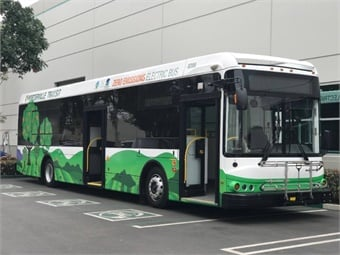 GreenPower expects to deliver three more buses to Porterville by the end of May and the remaining five buses by the summer.
