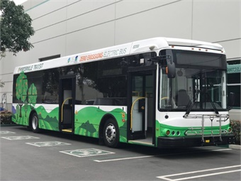 GreenPower expects to deliver three more buses to Porterville by the end of May and the remaining five buses by the summer. GreenPower Motor Co. Inc.