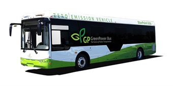 GreenPower offers a range of electric-powered buses deploying electric-drive and battery technologies with a lightweight chassis and low-floor or high-floor body.