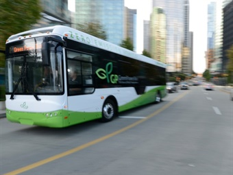 Green Power Motor Co. Inc.