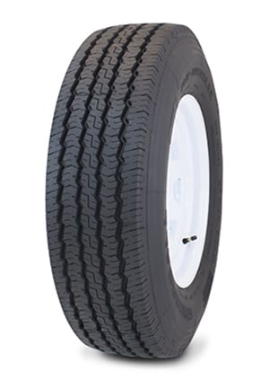 Greenball has added a 15-inch all-steel specialty trailer tire to its Tow-Master All-Steel Construction (ASC) line. The company says it is the industry's first 15-inch all-steel ST tire.