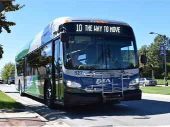 Greensboro Transit Authority