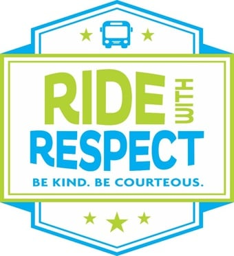 The Hillsborough Area Regional Transit Authority launched a new rider awareness campaign (logo shown).