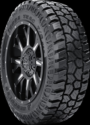 The new Terra Trac T/G Max from Hercules is available in 15 LT and flotation sizes covering 15- to 18-inch wheel diameters.