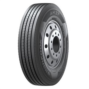 Hankook's new The AH37 is a steer / all-position axle tire for regional haul fitments on truck and bus applications.