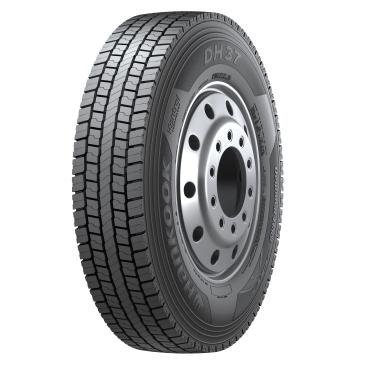 Hankook says the DH37 ideal for commercial fitments on both school buses and regional haul trucks.