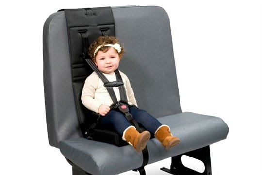hsm offers enhanced portable child restraint management school bus fleet. Black Bedroom Furniture Sets. Home Design Ideas