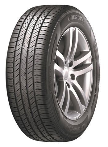 Hankook is expanding its passenger tire segment with the release of the Kinergy ST (H735), a standard touring all-season tire.
