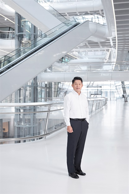 After 33 years with Hankook, Soo II Lee has been named the president of the company's business in America.