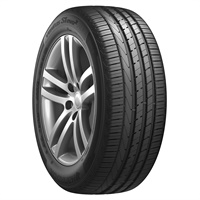 The Hankook Ventus S1 Evo2 is a premium tire for SUVs that offers shortened braking distance in both wet and dry conditions.