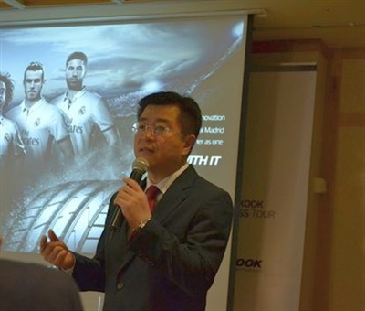 Seung Bin Lim says truck tires will be Hankook's next focus as it continues its efforts to be a tier 1 tire company.