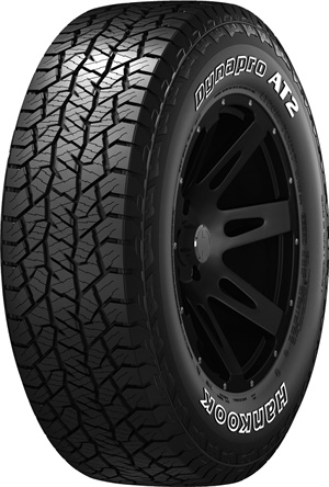 Hankook says the new Dynapro AT2 (RF11) is a redesigned all-terrain tire that improves upon its best-selling predecessor AT-m with enhanced performance and a greater range of sizes.