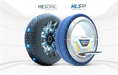 The Hexonic and HLS-23 concepts earned Hankook finalist honors in IDEA 2019, an international design competition.
