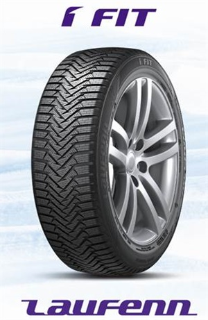 Hankook's I Fit, the Laufenn brand's studless winter tire, has earned a 2017 Red Dot Design Award.