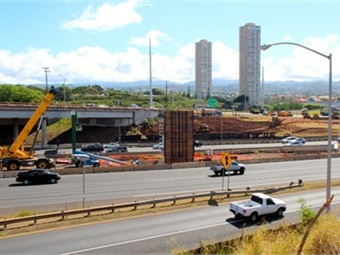 The proposed 20-mile route stretches from suburbs west of Honolulu into downtown and stops short of the tourist mecca Waikiki.