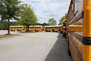 Hoover City Schools' plan outlines a school bus fee structure that ranges from $0.43 to $2.26 per student per day.