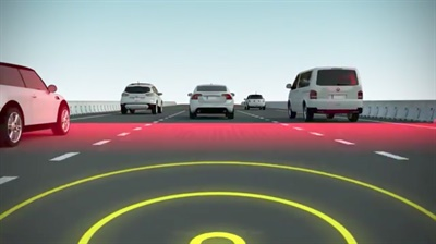 Hunter's educational videos explain the purpose and function of driver assist systems.