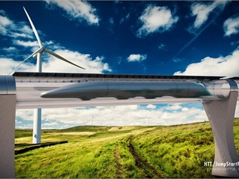 Image: Hyperloop
